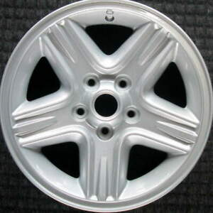 Jeep Cherokee All Silver 16 Inch Oem Wheel 2000 To 2001