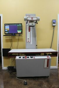 Innovet Veterinary Digital Xray System With 5 Year Old Konica Ccd Dr Panel