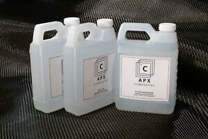 Apx Clear 2000 1 2 Gallon 96 Oz Slow Hardener Carbon Fiber Epoxy Resin