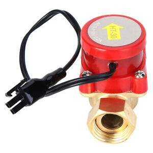Ht 30 Water Pump Flow Sensor Electronic Pressure Automatic Control Switch 1 2