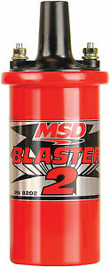Msd 8202cr Blaster 2 Coil Factory Refurbished