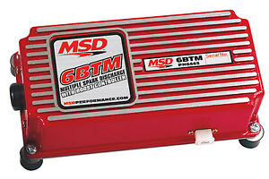 Msd 6462cr 6 Btm Ignition Control factory Refurbished