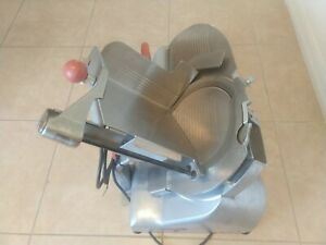 Berkel 909e Deli Meat Slicer Stainless Steel Ready To Slice Home Commercial