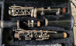 Buffet Crampon & Cie B12 Clarinet With Case Great Price !!