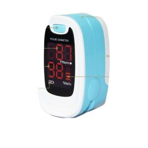 Contec Led Finger Tip Pulse Oximeter With Case Cms50m