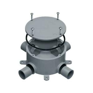 Electrical Pvc Round Junction Box