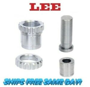 Lee Breech Lock Bullet Kit with .401 Bullet Sizer amp; Punch NEW 9153291521 $38.28