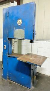 Crescent 30 Vertical Band Saw