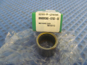 Nos Ina Sce1616pp Needle Roller Bearing
