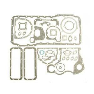 S 43181 Bottom Gasket Set 6 Cyl at6 354 4 Fits Perkins