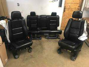 Seat Set Jeep Grand Cherokee 19