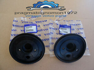 Volvo 668200 P1800 Rubber Flasher Casing Set New 2pieces