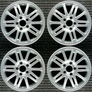 Volvo S60 Painted 15 Oem Wheel Set 2003