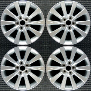 Lexus Ls460 Painted 18 Oem Wheel Set 2010 To 2012