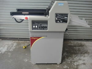 Morgana Fsn Rotary Numbering Machine
