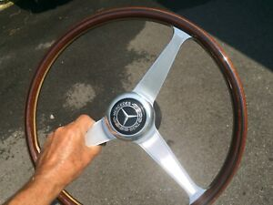 Mercedes Pagoda W113 Nardi Steering Wheel Excelent Condition