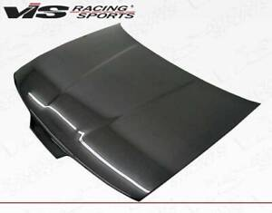 Vis Racing Carbon Fiber Hood Oe Style For Acura Integra 2dr 4dr 90 93