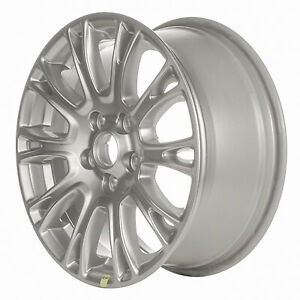 Wheel For 2012 Ford Focus 16x7 Silver Refinished 16 Inch Rim