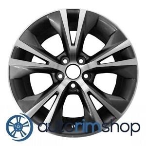 New 18 Replacement Rim For Toyota Highlander 2014 2019 Wheel Machined With Char