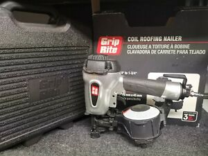 Grip Rite Grtcr175 Coil Roofing Nailer