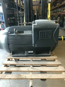 300 Hp Weg Electric Motor Crusher Duty