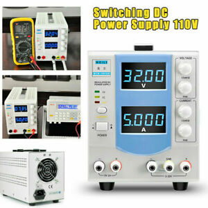 Variable Linear Dc Bench Power Supply Adjustable Hand held Circuit Design Ac110v