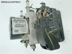 System Abs 2400 Fits Chevrolet Captiva Sport 2012 2020 Genuine Used