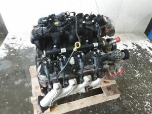 02 2002 Chevy Avalanche 1500 Engine Motor 5 3l Vin T 8th Digit
