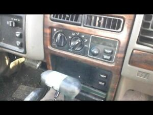 1995 Jeep Grand Cherokee Limited Temp Control 15995927
