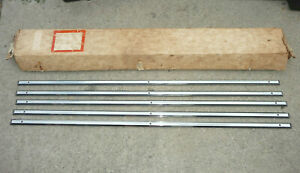 Nos Gm 1981 1985 Chevrolet A Body Station Wagon Roof Luggage Carrier Slats