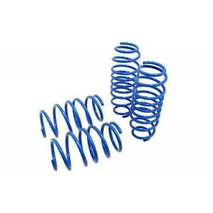 Manzo Lower Lowering Springs For Honda Civic 1996 2000 Non Si