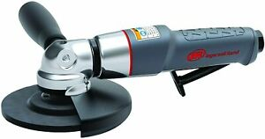 Ingersoll Rand 3445max 4 1 2 Air Angle Grinder