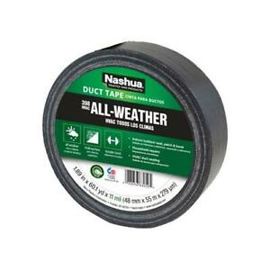 Hvac Duct Tape Black 1 89 in X 60 yds