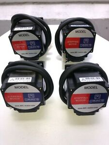Set Of 4 Jmc motion Nema 23 Stepping Motors 57mm 2 phase