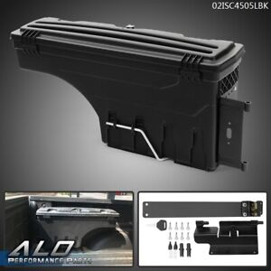 Truck Bed Storage Box Toolbox Left Side For 2015 2020 Chevy Colorado Gmc Canyon