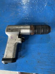 Snap On 3 8 Reversible Air Drill Keyless Chuck Model Number Pdr3a