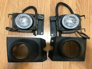 Stanley 010 6945 Oem Jdm Fog Lights Prelude Bb9 Bb8 Bb6 Honda Acura Civic Accord