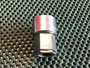 Snap On Pass Through Socket Wa 28 22m 22mm