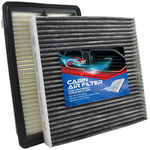 Engine And Cabin Air Filter Kit For Acura Ilx 13 15 Honda Civic 12 15 2 4l