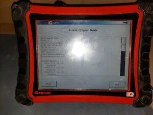 Snap on Pro link Iq Diagnostic Scan Tool