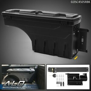 Truck Bed Storage Box Toolbox Right Side For 2015 2020 Chevy Colorado Gmc Canyon