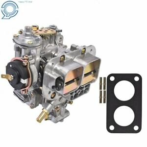 For Weber 38 2 Barrel Fiat Renault Ford Vw Dodge Toyota Pickup Jeep Carburetor
