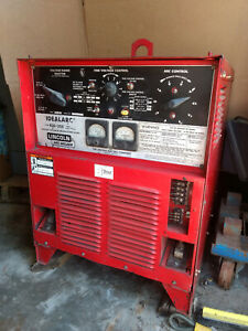 1 Used Lincoln Idealarc R3s 325 Arc Welder make Offer