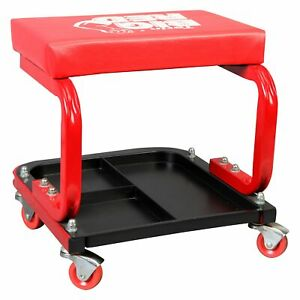 Torin Big Red Rrectangular Creeper Seat