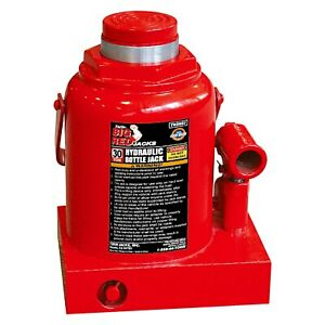 Torin T93007 Big Red 30 Ton Heavy Duty Hydraulic Bottle Jack
