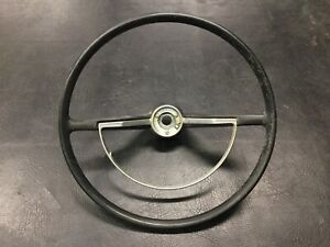 Vw Aircooled Beetle Steering Wheel 65 71 132