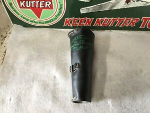 Greenlee No 735 Knockout Punch Set With Pouch