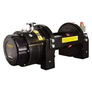 Pierce Pshv18000 18 000 Lbs Pshv Series Hydraulic Recovery Winch