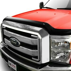 For Chevy Silverado 2500 Hd 2001 2002 Westin Platinum Smoke Bug Shield
