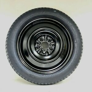 2012 2013 2014 2015 2016 2017 Toyota Camry Spare Tire Wheel Compact Donut Oem
